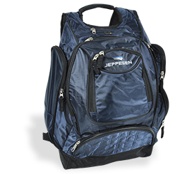 Pilot Backpack, Jeppesen