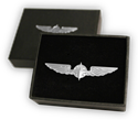Pilot Wing Silver
