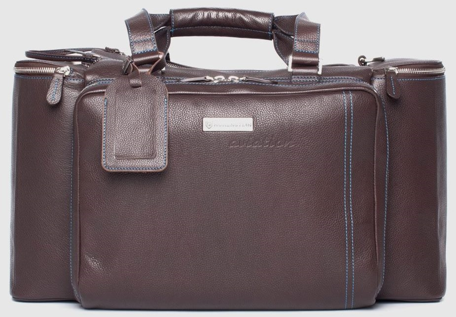 Hohenstein Weekender Bag - Brown