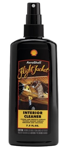 AeroShell Flight Jacket Interior Cleaner