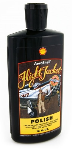 AeroShell Flight Jacket Polish