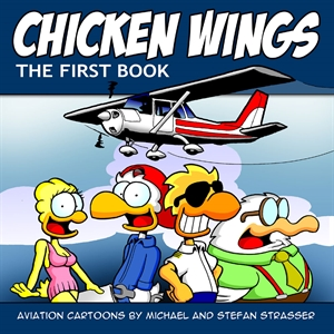 Chicken Wings Comic Books