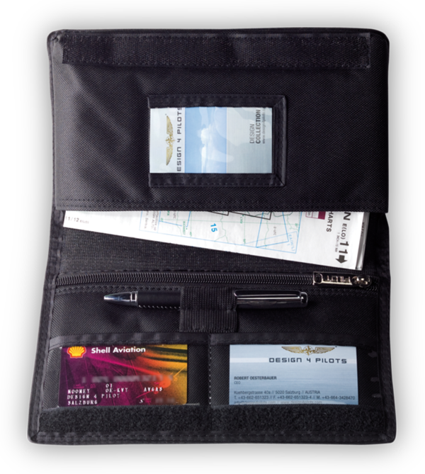 Design 4 Pilots Docubag Small