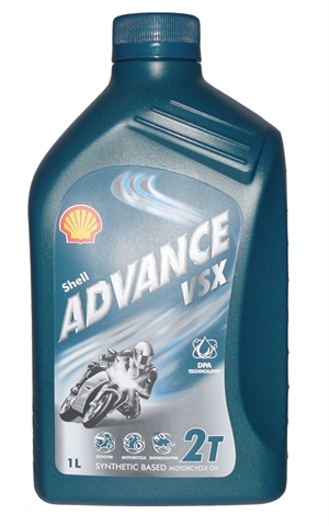 Shell Advanced VSX 2  (Sport Plus 2)